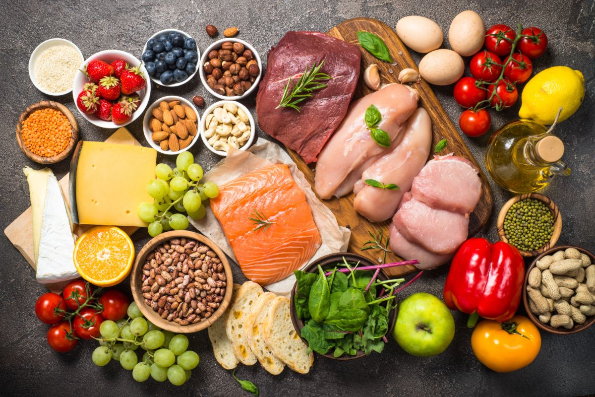 dieta budowanie odporności ryba