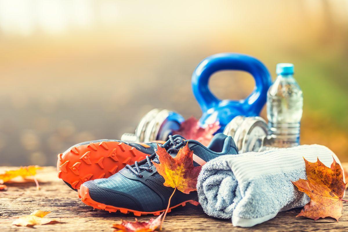 wzmacinanie organizmu poprzez sport