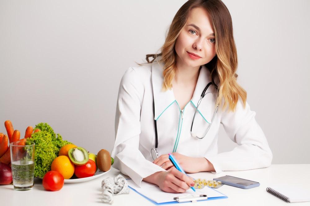 wizyta u dietetyka cena